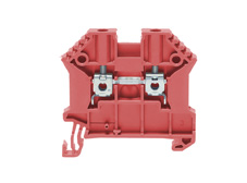 2.5mm Din Terminal Red