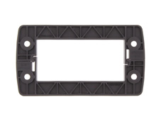 KDS-IVR 8/16 BK Locking frame for  KDS-SR 8/16