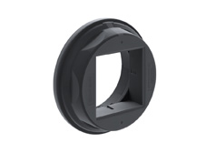 KDS-R 40-63 BK  IP66 Round Cable Entry Frame