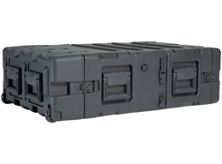 SKB 3 Unit Slide-Out Shock Rack. 610mm Rack Depth