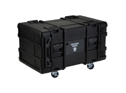 SKB 19 inch 6 Unit Deep Shock Rack . 762mm Rack Depth