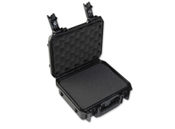 SKB iSeries 0907-4B Waterproof Utility Case with Foam. 241mm x 187mm x 104mm