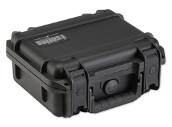 SKB iSeries 1209-4B Waterproof Utility Case with Foam. 304mm x 228mm x 114mm