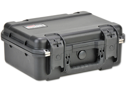 SKB iSeries 1510-6B Waterproof Utility Case with Foam. 381mm x 263mm x 152mm