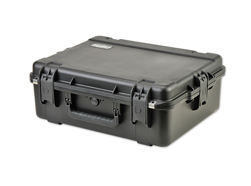 SKB iSeries 2217-8B Waterproof Utility Case with Foam. 558mm x 43mm x 203mm