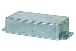 FLANGED CAST BOX 114.7x63.5x54.9 PLAIN