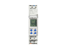 BZT26440 Schrack 7 Day Digital Din Rail Mounted Modular Time Switch