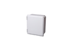 Stahlin 342 x 301 x 160mm DiamondSeries IP66 Enclosure screwed lid