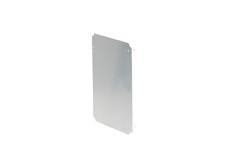 Aluminium inner door to suit 190x290mm hinged enclosure