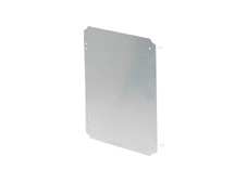 Aluminium inner door to suit 350x460mm hinged enclosure