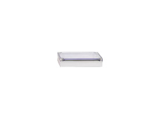 DSE Hi Box 180mm x 130mm x 35mm Enclosure Grey ABS/Polycarbonate Blend Plastic Base and Lid
