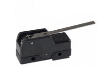 Snap Acting Switch, Stub Plunger Actuator