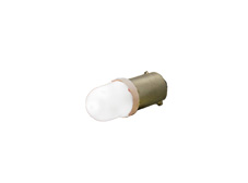 BA9S LED Lamp 12V DC White