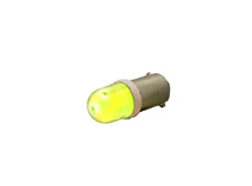 BA9S Yellow 12V LED
