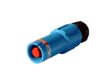 Blue 400A Line Source Powerline Connector