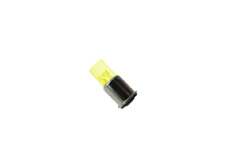 M6 Yellow LED Bulb 12VDC