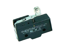 Snap-acting Micro-Switch Roller Lever 160g