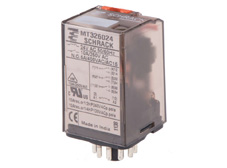 PLUG-IN Relay 11 pin 3 C/O 24VAC 10A