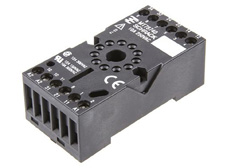 Socket 11 Pole for MT Relays with 3 C/O