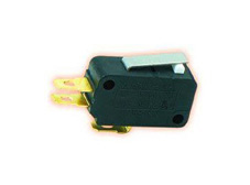 Snap-acting Micro-Switch Short Lever 250g