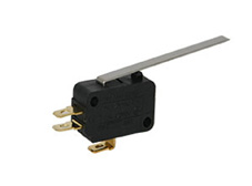 Snap-acting Micro-Switch Long Hinge Lever 140g