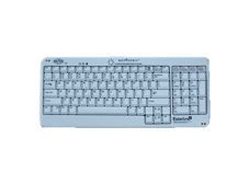 Medigenic Compliance 101/102 Key Keyboard