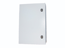 Metal Enclosure 800 x 600 x 300mm IP66 with Gland Plate