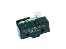 Snap-acting switch, Roller Lever  IP67