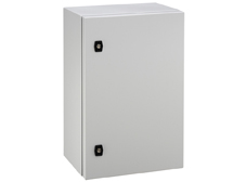 Metal Enclosure 1000 x 600 x 300mm IP66 with Gland Plate