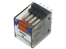 PLUG-IN Relay 14 pin 4 C/O 24VDC 6A