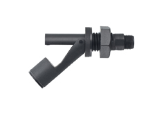 Opaque Polypropylene Compact Internal Fitting Float Switch