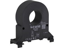 AC/DC Loop Powered Current Transformer TRMS, 0 to 300A, frequency range DC or 20…2000 Hz, bipolar, analog 4…20mA output