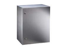 316 Stainless Steel Enclosure 800 x 600 x 300mm IP66.