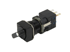 16mm Selector Switch, Square