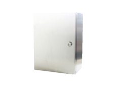 304 Stainless Steel Enclosure 300 x 200 x 150mm IP66.