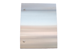 304 Stainless Steel Enclosure 600 x 500 x 250mm IP66.