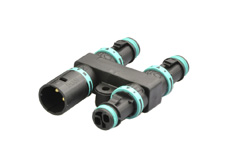 2 Pole Distribution Connector