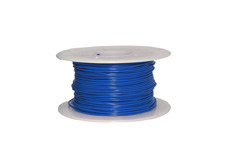 0.5mm² 16/0.20 V90HT Blue Building wire