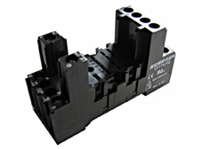 Socket for PT Relays with screw type terminals 8 pole