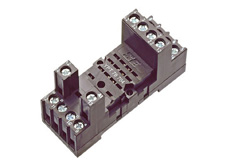 Socket for PT Relays with screw type terminals 14 pole