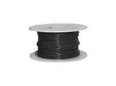 0.5mm² 16/0.20 V90HT Black Building wire