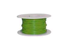 0.75mm² 24/0.20 V90HT Green/Yellow Building wire