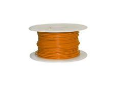0.5mm² 16/0.20 V90HT Orange Building wire