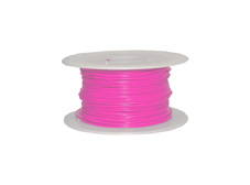 0.5mm² 16/0.20 V90HT Pink Building wire